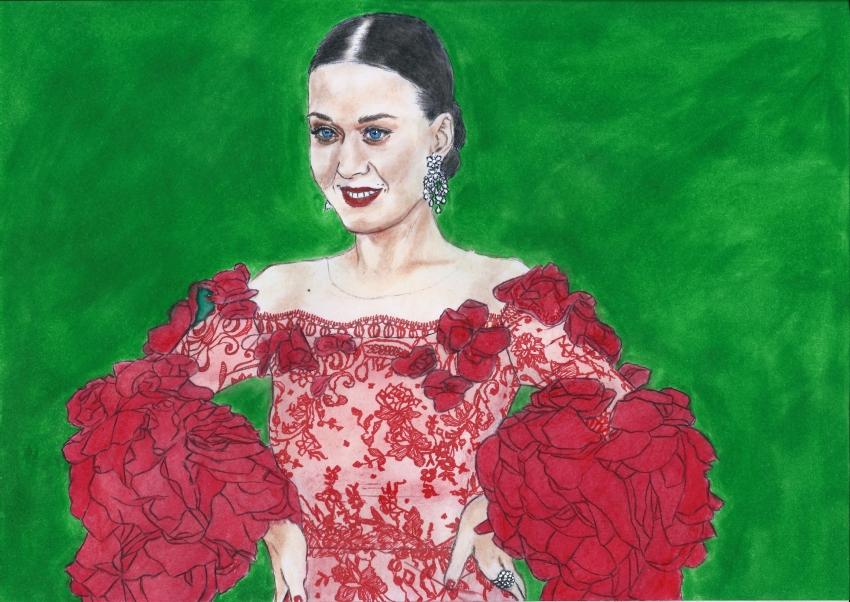Katy Perry par Vanessafari